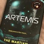 Book Review – Artemis